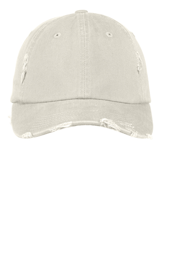 District-Distressed cap
