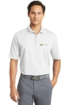 Nike Tall Dri-FIT Micro Pique Polo White