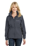 Port Authority® Ladies Core Colorblock Wind Jacket